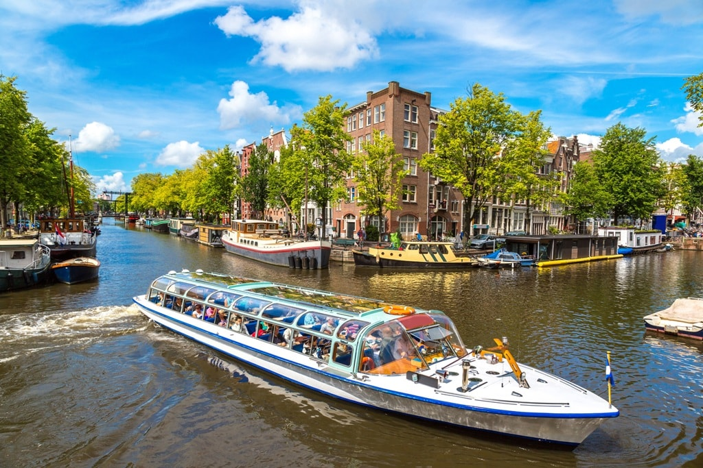 Canals of Amsterdam -Two days in Amsterdam: a guide for first-time visitors