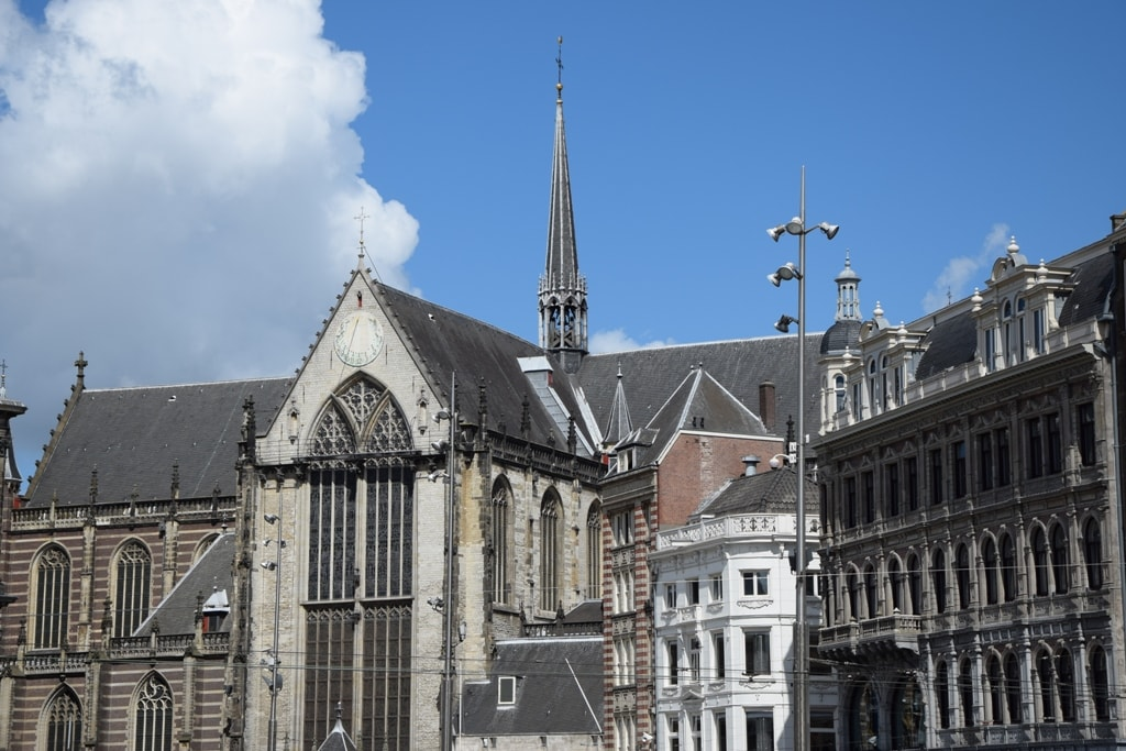 Nieuwe Kerk - Two days in Amsterdam: a guide for first-time visitors