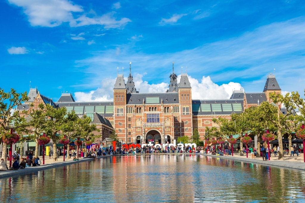 Rijksmuseum Amsterdam -Two days in Amsterdam: a guide for first-time visitors