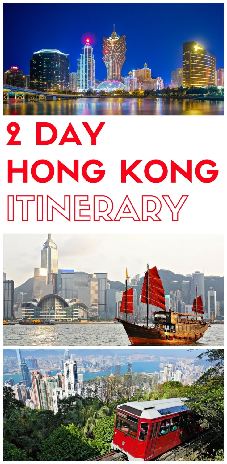 2 days in Hong Kong, what to do in Hong Kong in 2 days, Things to do in Hong Kong in two days, a 2 day itinerary of Hong Kong for first time visitors