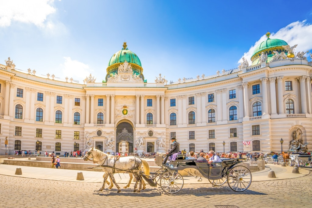 Hofburg Palace - Two days in Vienna