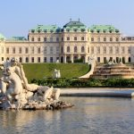 Belvedere Palace -Two days in Vienna