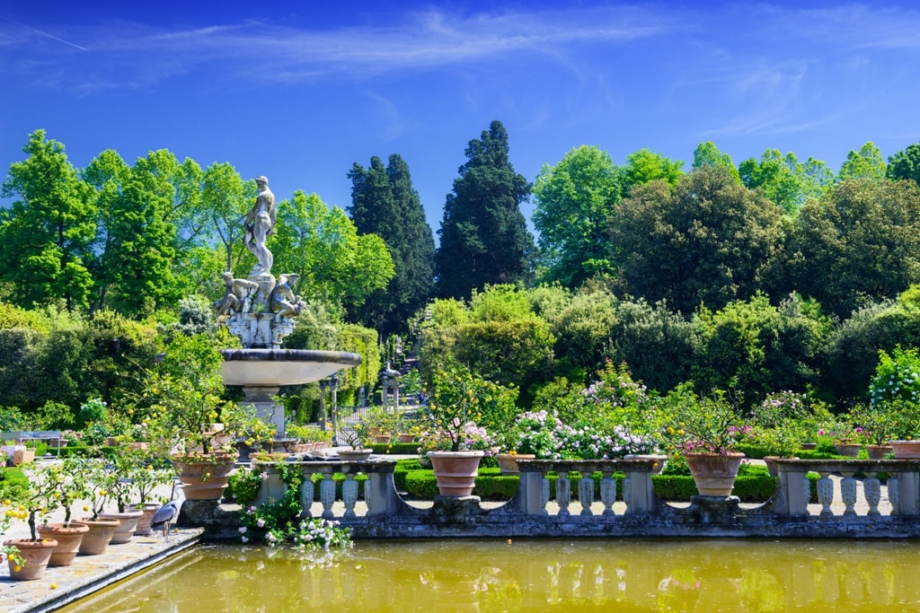 Boboli Gardens - Two days in Florence