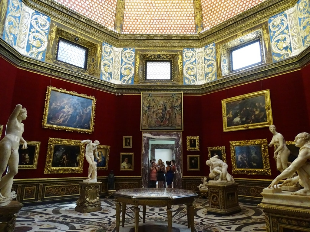 Galleria degli Uffizi -Two days in Florence