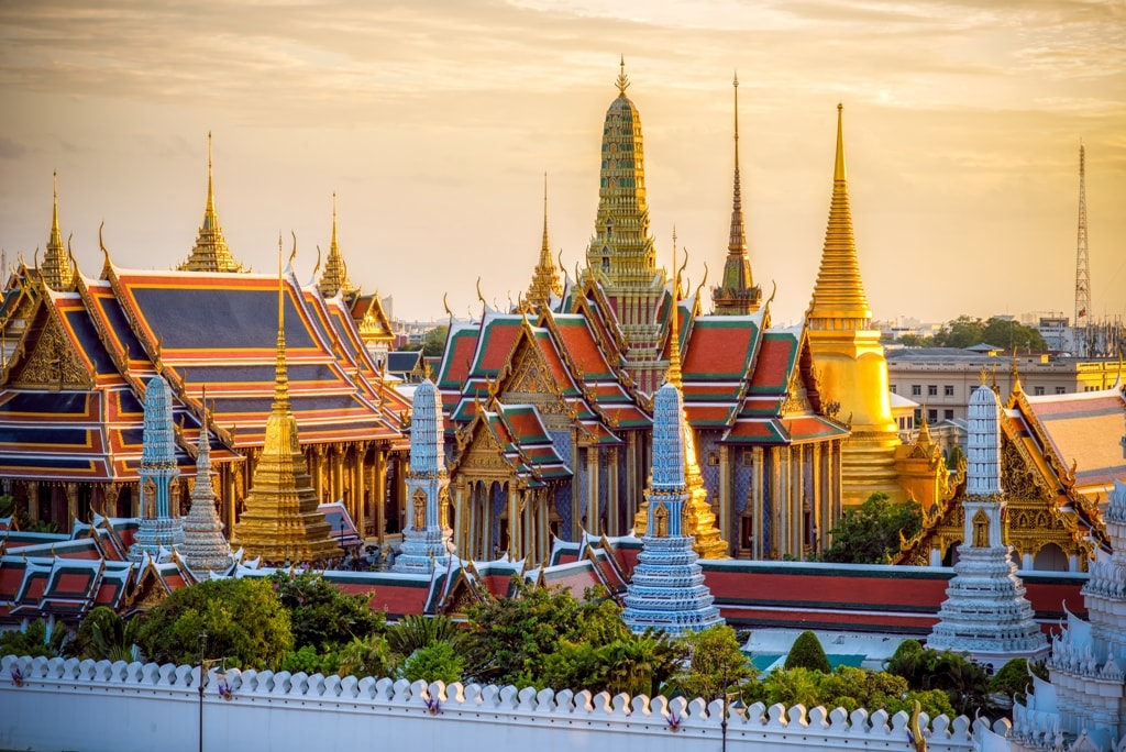 Grand palace and Wat phra keaw - Two days in Bangkok