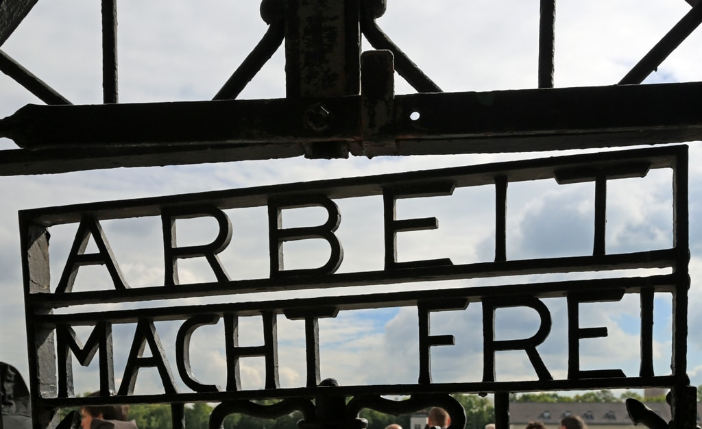 Dachau Concentration Camp -Two days in Munich