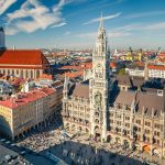 Marienplatz -Two days in Munich