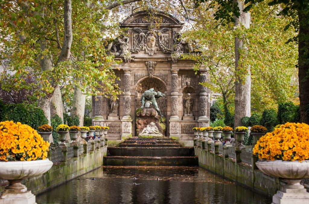 Two days in paris itinerary two days in a citytwo days in a city - Jardin de luxembourg hours ...