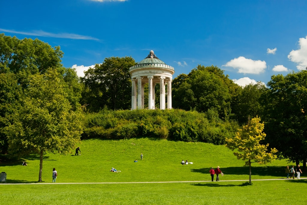 Englischer Garten- Two days in Munich