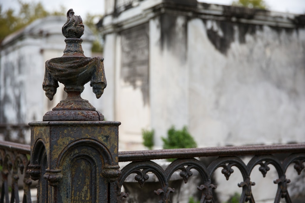 St Louis Cemetery -Two days in New Orleans