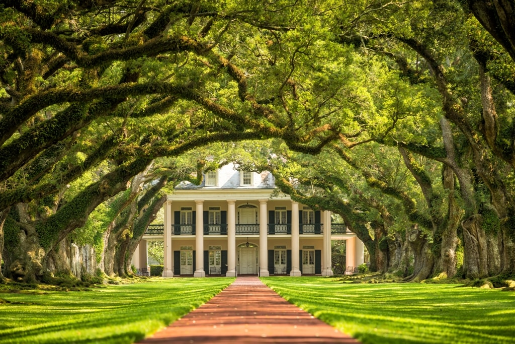 Oak Alley Plantation Two days in New Orleans