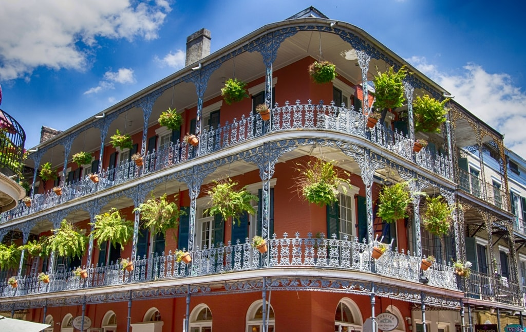 French Quarter- Two days in New Orleans