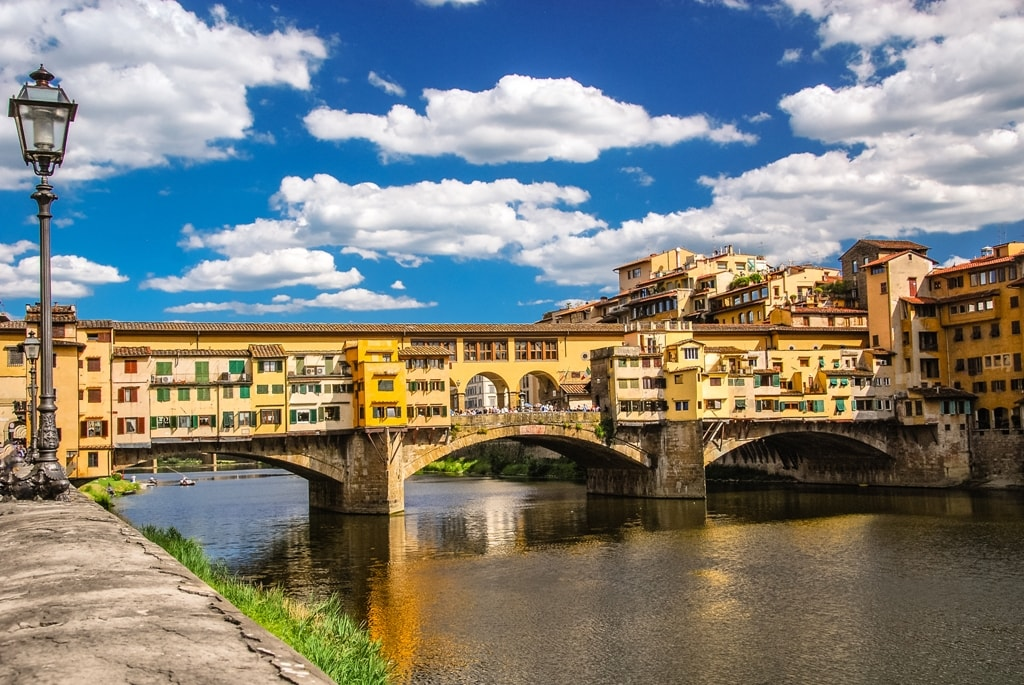 Ponte Vecchio -Two days in Florence