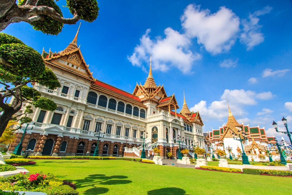 Royal grand palace -Two days in Bangkok