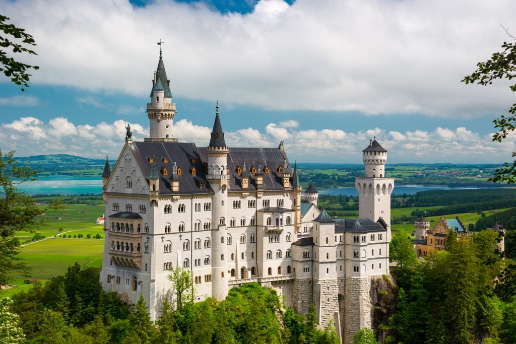 Neuschwanstein Castle - Two days in Munich