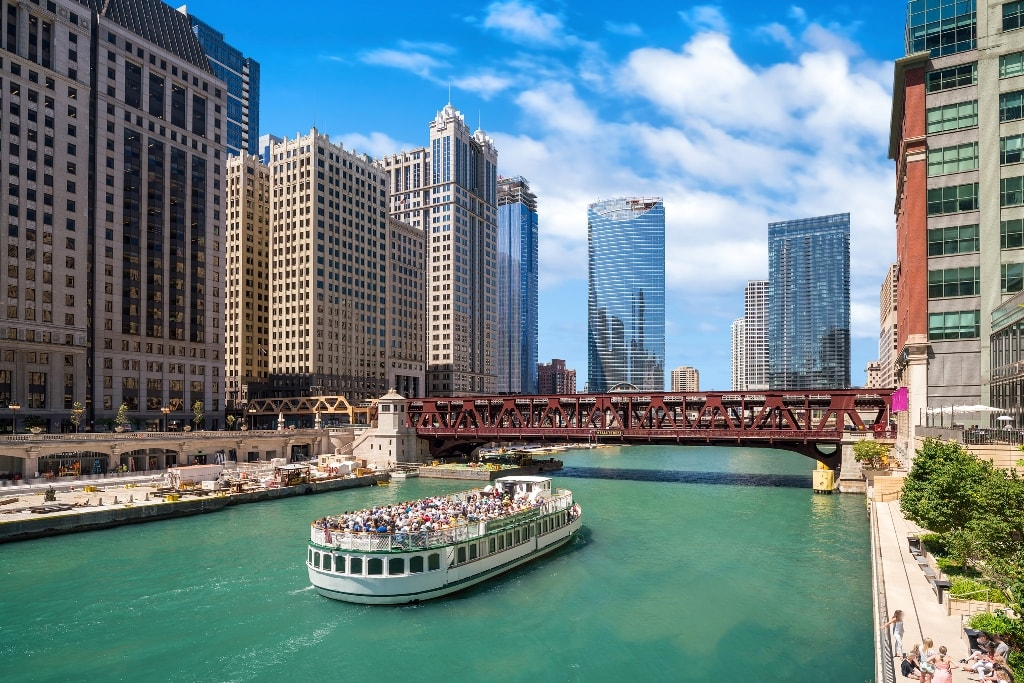 River Cruise - Two days in Chicago