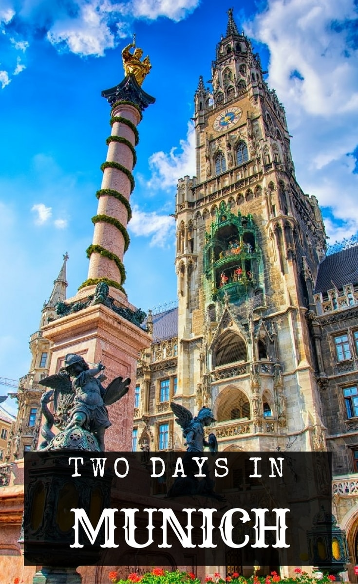 Planning a trip to Munich, Germany? In this guide to Munich you will find a two day itinerary, Things to do in Munich in 2 days and more