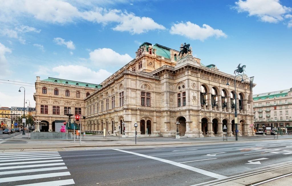 Vienna State Opera -Two days in Vienna