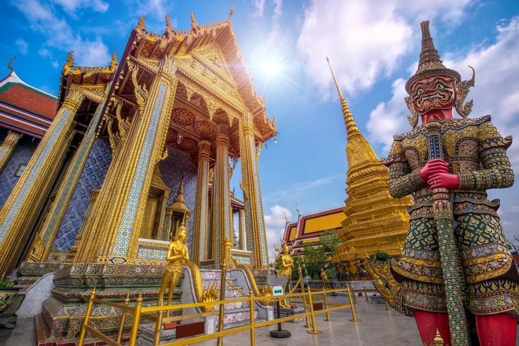 Two days in Bangkok
