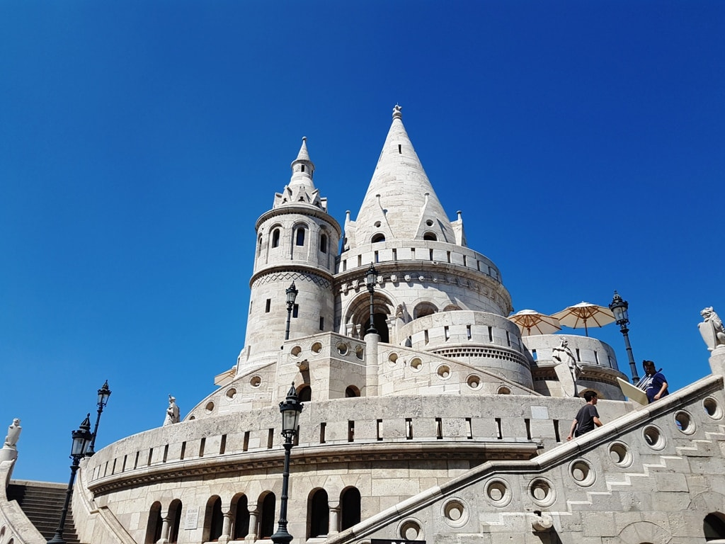 Fisherman's Bastion - 2 days in Budapest