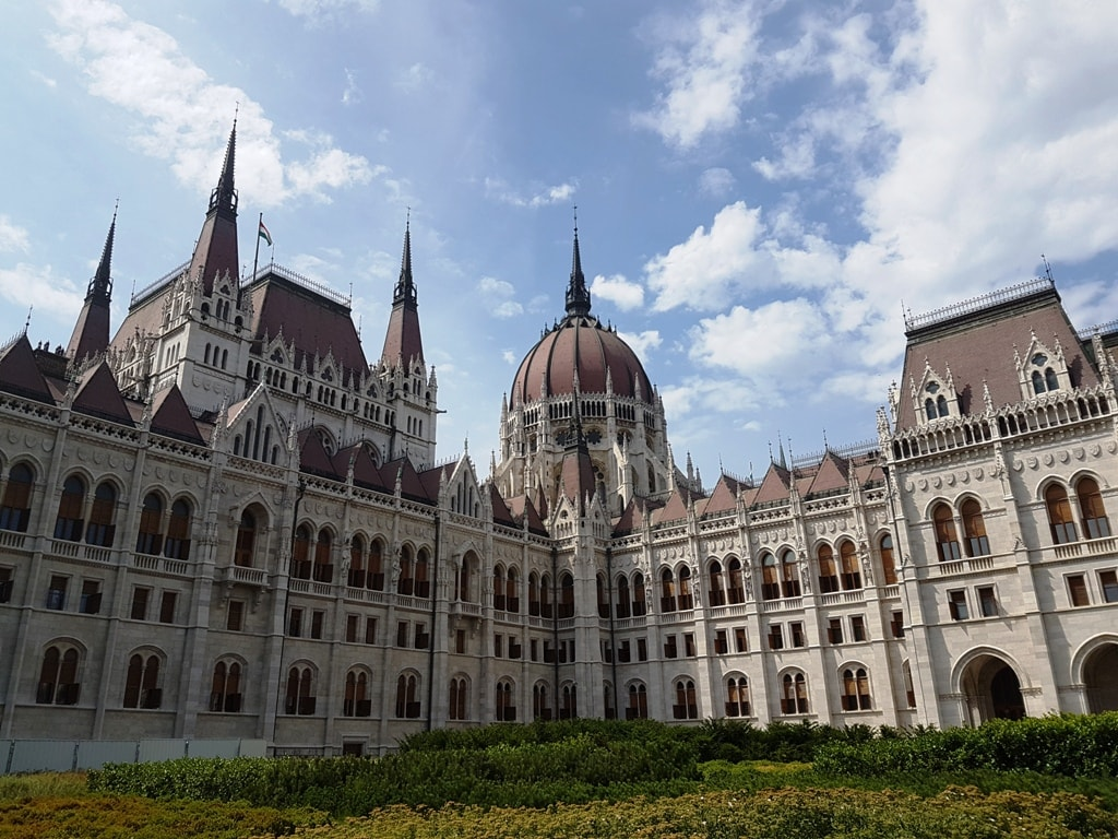 Parliament - two days in Budapest