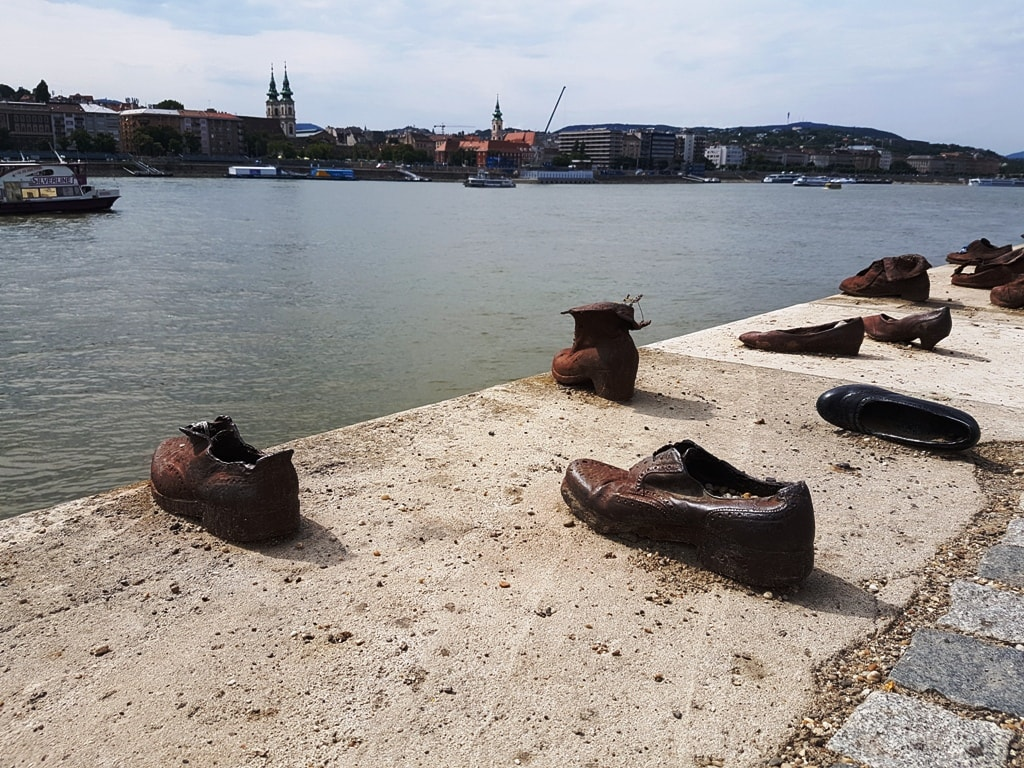 Shoes on the Danube - two days in Budapest