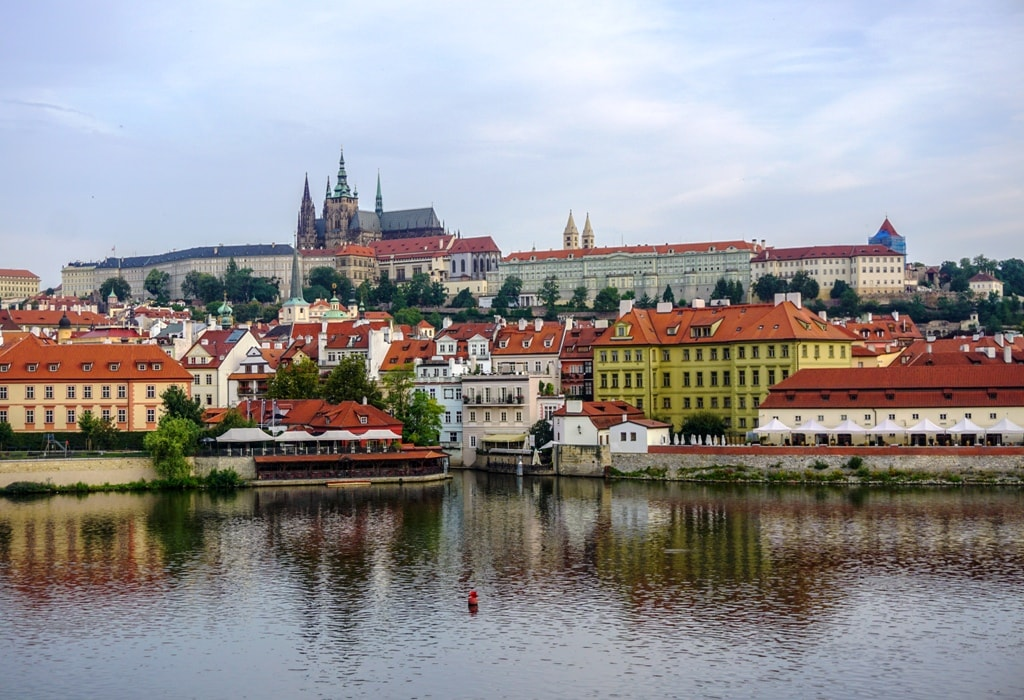 Prague Castle - two days in Prague itinerary