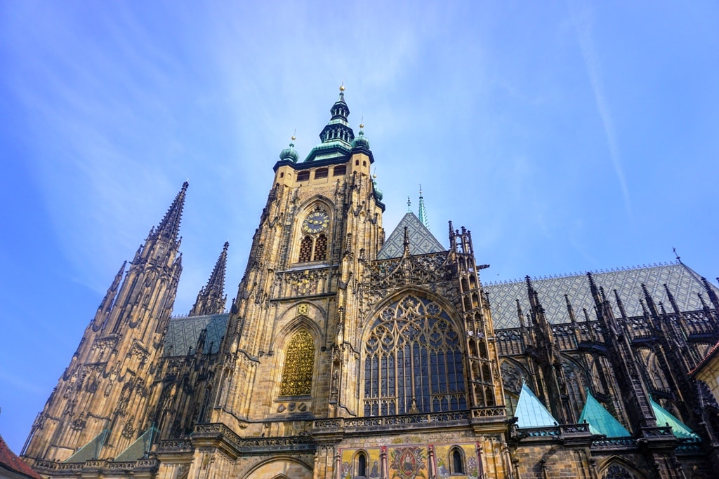 St. Vitus Cathedral - 2 days in Prague