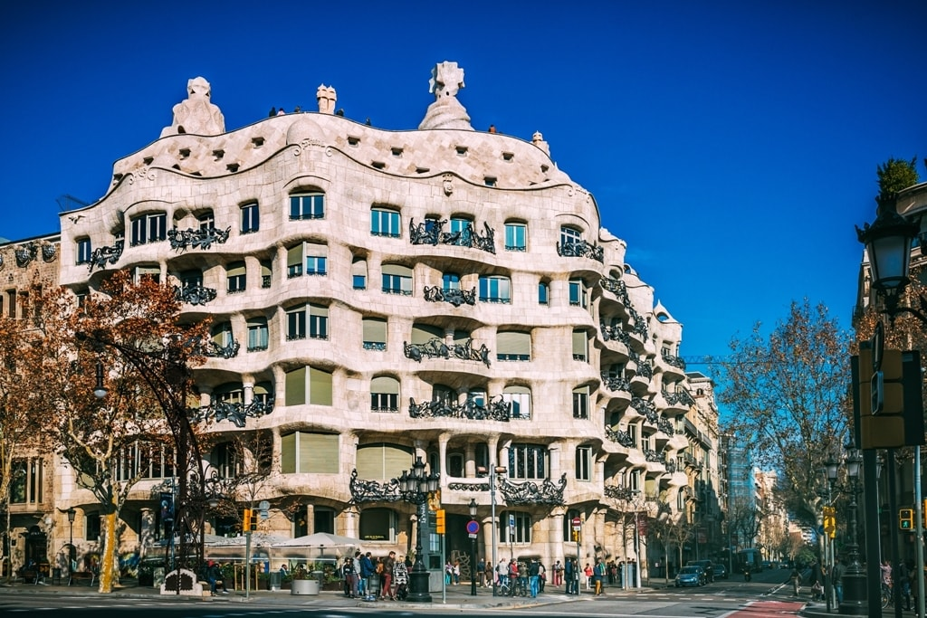 La Pedrera House - 2 days in Barcelona