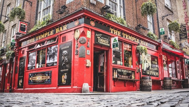 How to spend 2 days in Dublin- Temple Bar