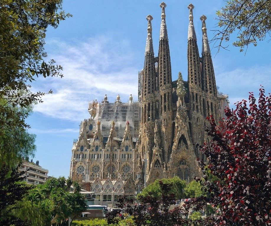 Sagrada Familia - 2 days in Barcelona
