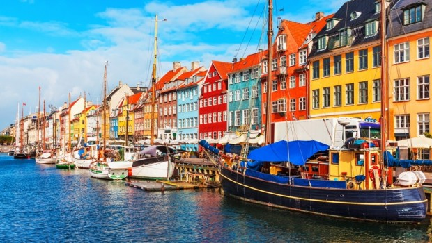 Nyhavn pier -how to spend 2 days in Copenhagen