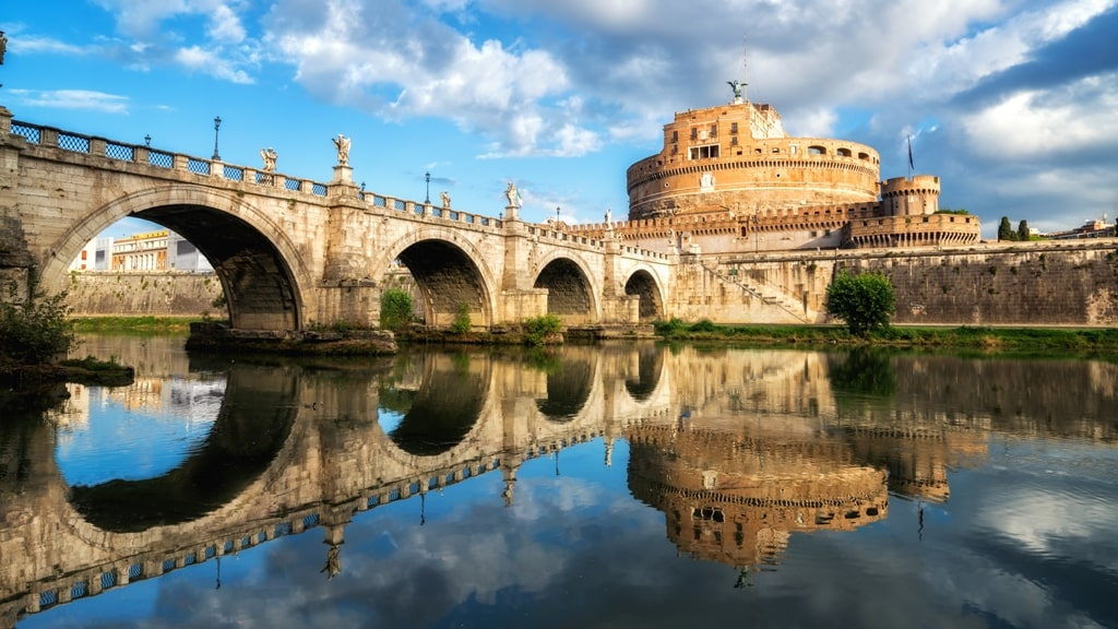 Castel Sant'Angelo - 2 day Rome itinerary