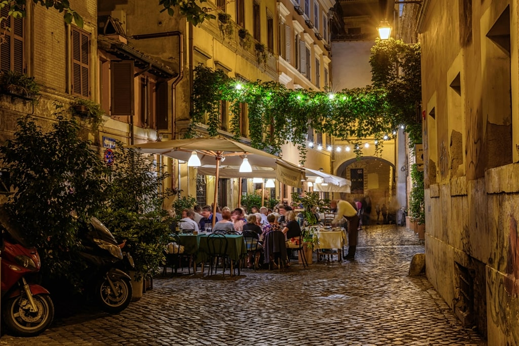 Trastevere - things to do in rome in 2 days