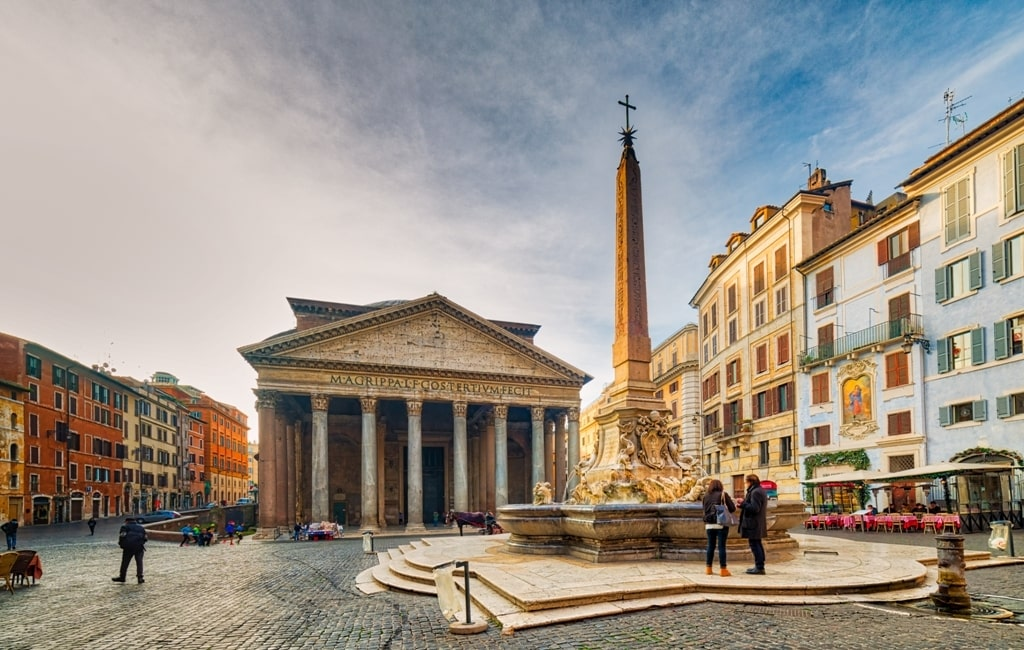 Pantheon - 2 days in Rome itinerary
