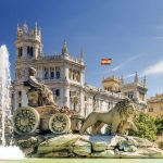 fountain of Cibeles In Madrid - 2 days in Madrid itinerary