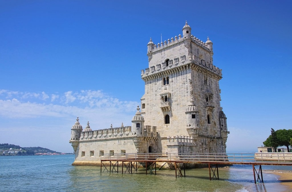 Torre de Belem - two days in Lisbon itinerary