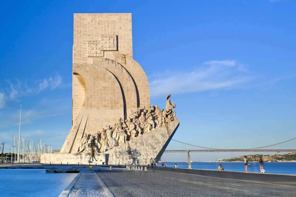 Monument to the Discoveries, two days in Lisbon