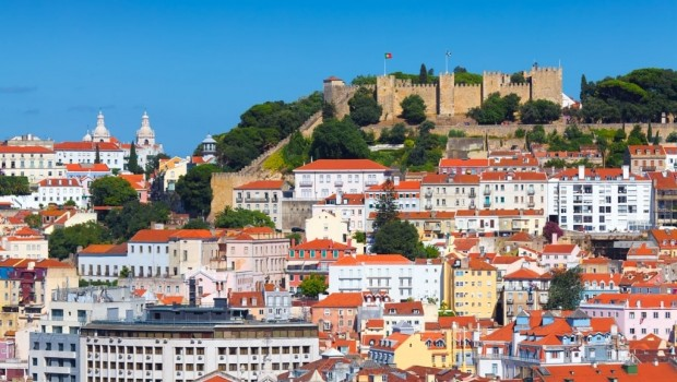 Panorama of Lisbon- Two days in Lisbon itinerary