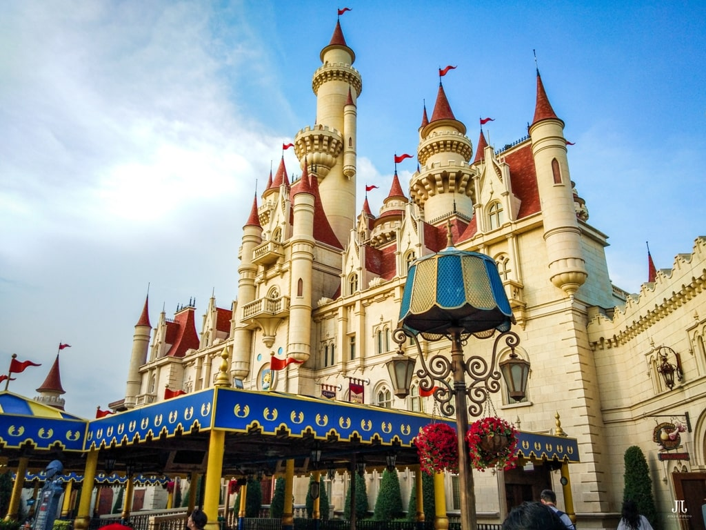 Universal Studios - Two days in Singapore itinerary