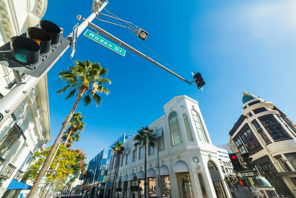 Rodeo Drive - two days in LA
