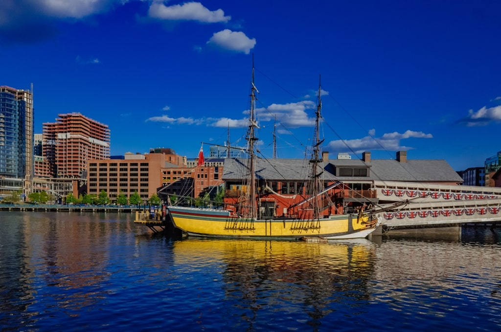 boston tea party ship and museum - Boston in 2 days