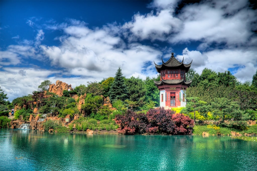Chinese Garden of the Montreal Botanical Gardens - 2 day Montreal itinerary