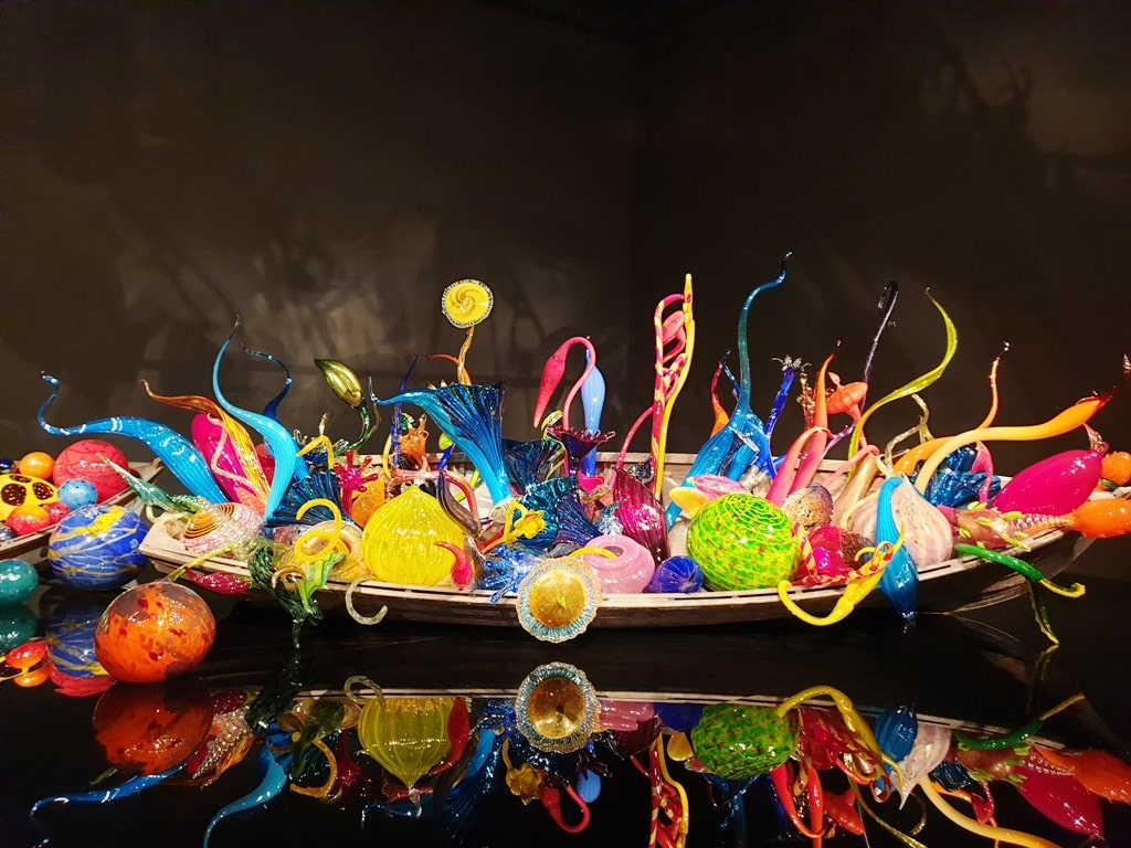 Chihuly Garden and Glass - Seattle in 2 days