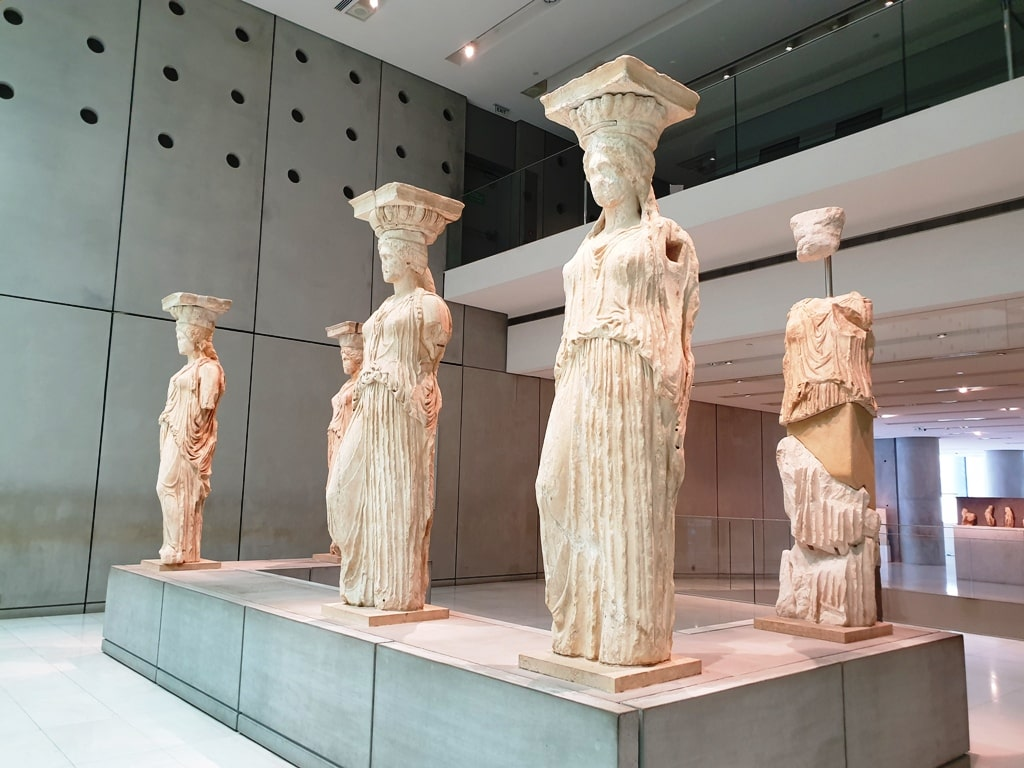 Acropolis Museum - 2 day Athens itinerary