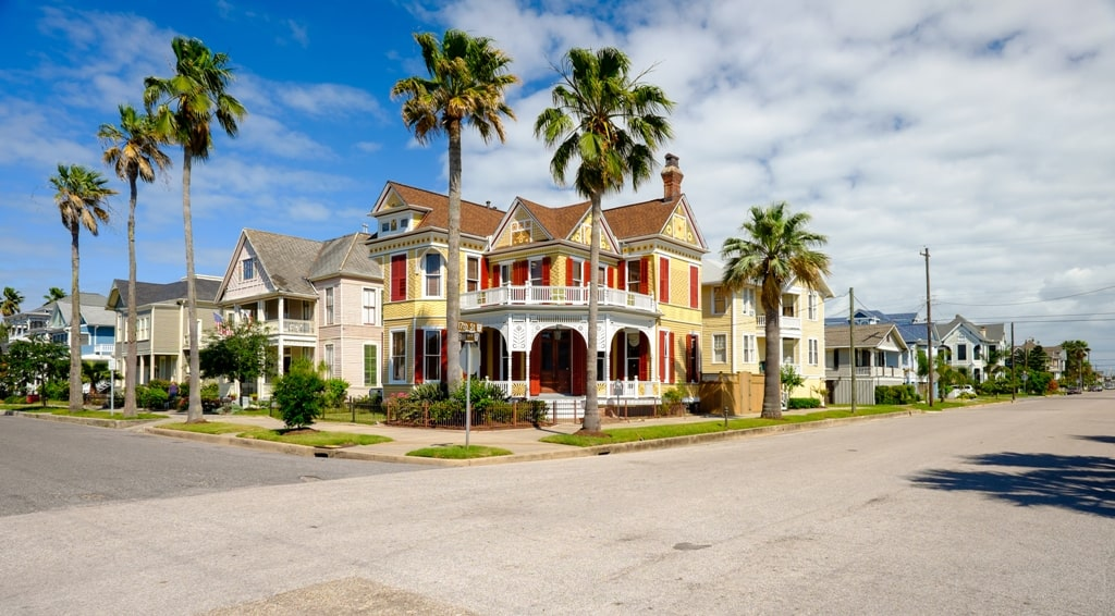 Galveston - weekend trip ideas in Texas
