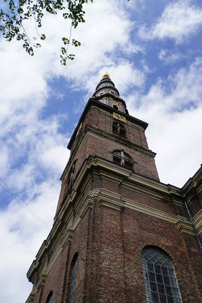 Church of Our Saviour- things to do in Copenhagen in 2 days