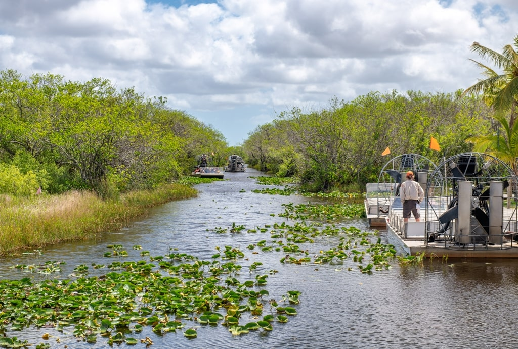 Everglades National Park - weekend getaways in east coast -