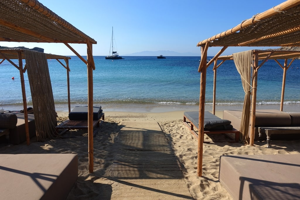 Parage Beach - Things to do in Mykonos in 2 days