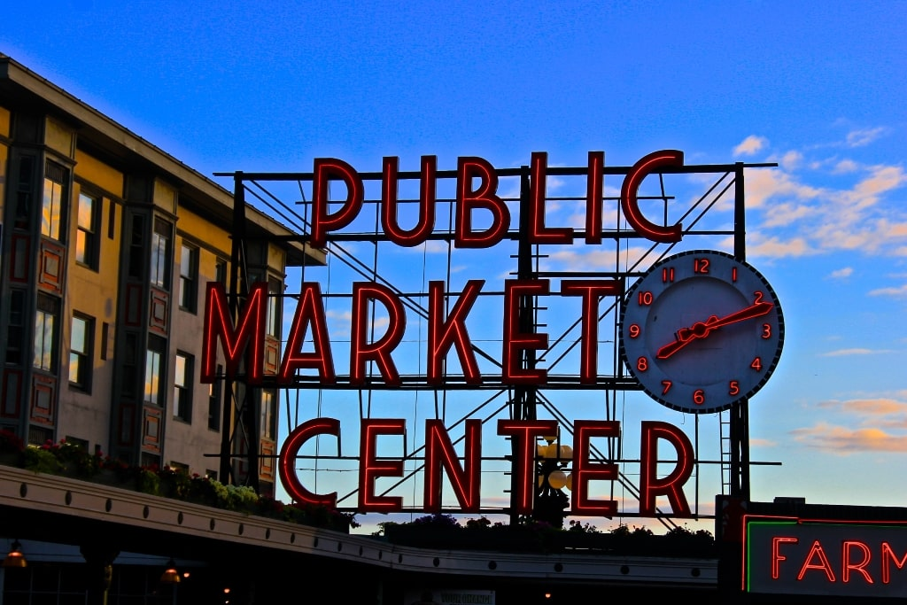 Pike Place Market is a must see in any Seattle itinerary